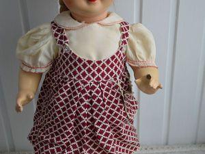 Ремонт антикварной немочки | Ярмарка Мастеров - ручная работа, handmade