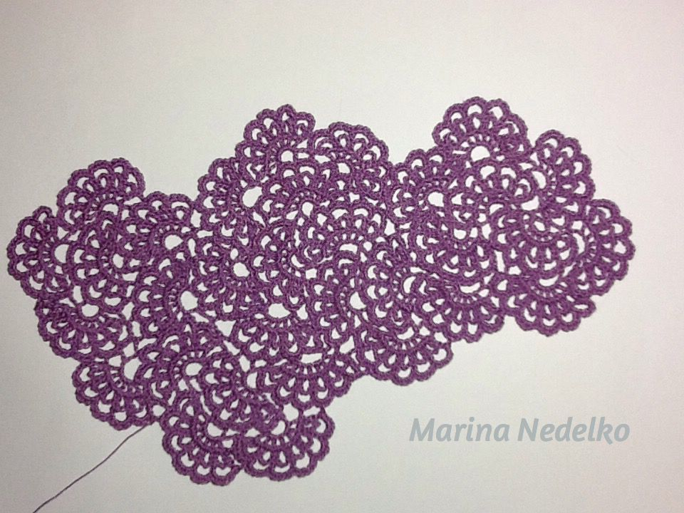 Вязание крючком неделько марина 30