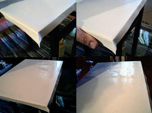 Как сделать планшет из бумаги поэтапно
