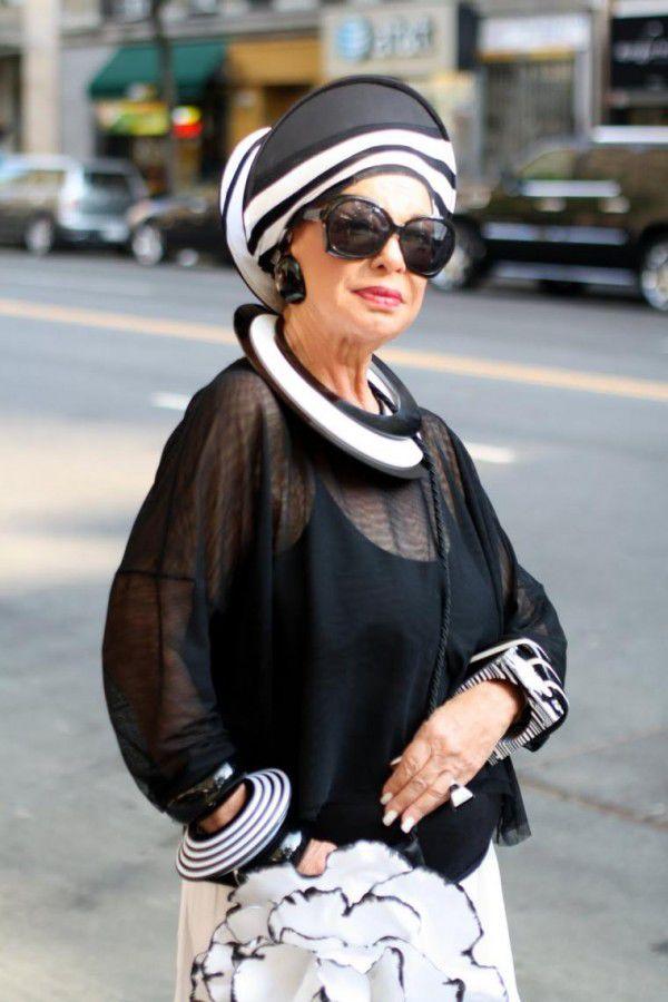 стильные бабушки