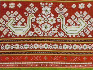 Вышитая радость Зои Алексеевны Зайцевой: прекрасные работы признанного мастера. Ярмарка Мастеров - ручная работа, handmade.