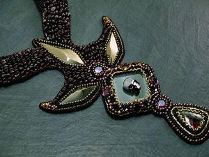 """Зеркало Лилит. Продолжение """"Мистической коллекции"""". Ярмарка Мастеров - ручная работа, handmade."""