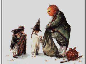 Жан-Батист Монж (Jean-Baptiste Monge). Хэллоуин. Ярмарка Мастеров - ручная работа, handmade.