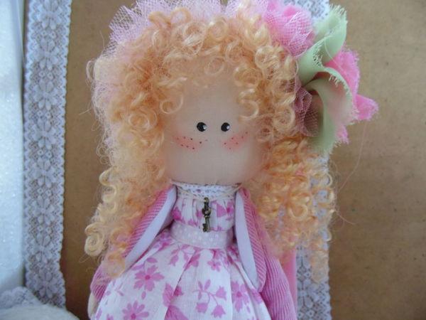 Новая кукла в магазине   Ярмарка Мастеров - ручная работа, handmade