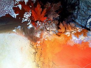 Волшебство акварели Linda Kemp: подборка из 16 картин в осенней гамме. Ярмарка Мастеров - ручная работа, handmade.
