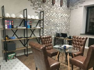 Пример кабинета в стиле лофт. Ярмарка Мастеров - ручная работа, handmade.