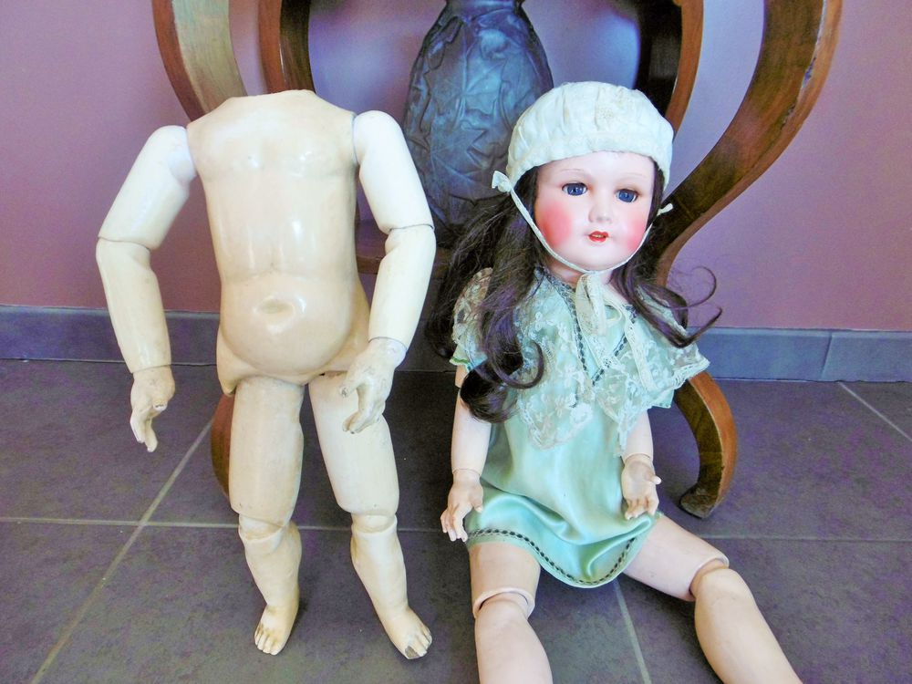 куклы жюмо