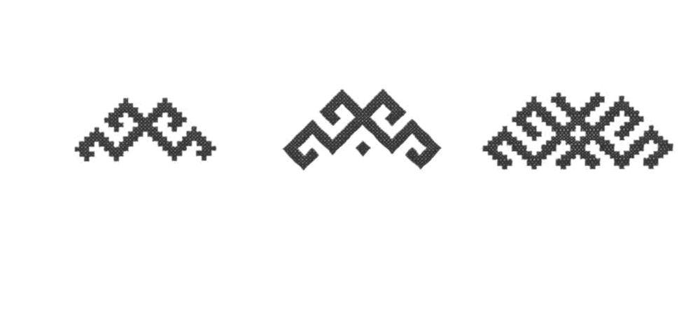 зигзаг мары, юмис символ