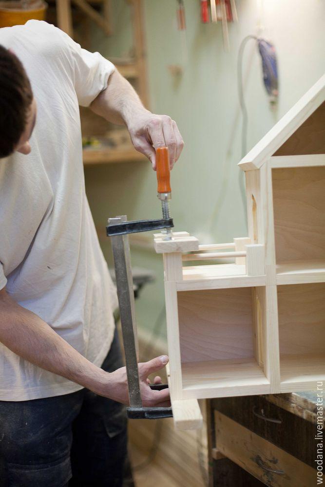 Создаем кукольный домик своими руками, фото № 32