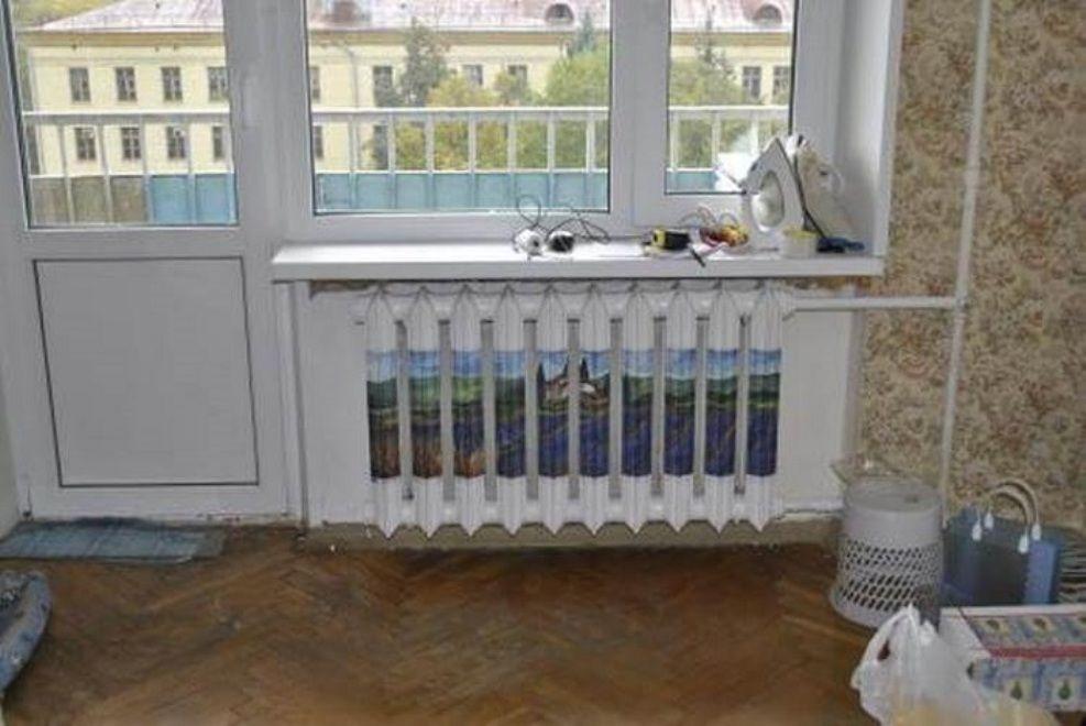 45 идей для декорирования батарей отопления, или Как «замаскировать» радиаторы отопления дома, чтобы не мозолили глаза, фото № 23