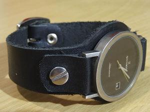 Видео мастер-класс: делаем браслет для часов. Ярмарка Мастеров - ручная работа, handmade.