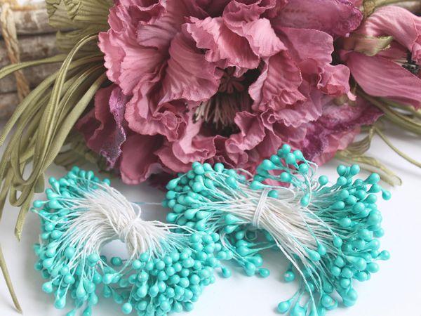 Тычинки для цветов!!! Новинки!!! | Ярмарка Мастеров - ручная работа, handmade