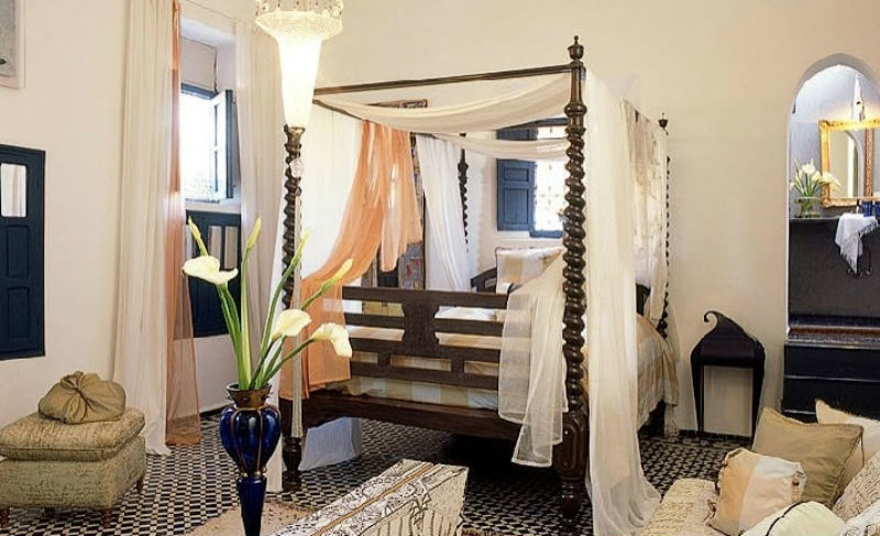 Сказка в марокканском стиле, или Модный бренд в дизайне интерьера, фото № 36