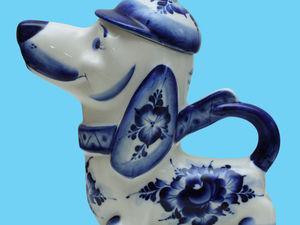 Мастер-класс по изготовлению фарфорового чайника. Часть 3: роспись. Ярмарка Мастеров - ручная работа, handmade.