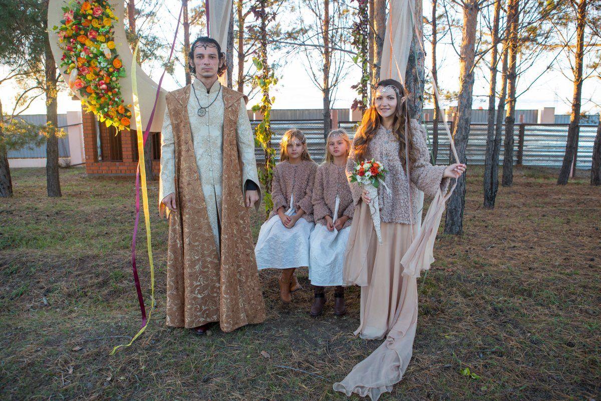 Эльфийский стиль: традиции легенд и современные городские образы