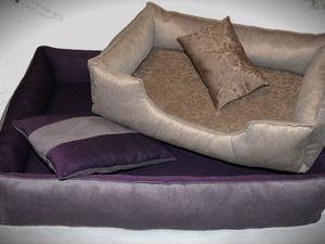 Лежаки для крупных собак. Ярмарка Мастеров - ручная работа, handmade.
