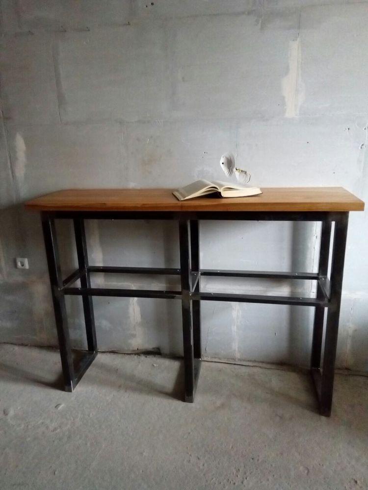 дизайнерская мебель, стол в стиле лофт