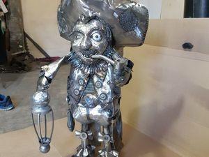 фонарик Пират. Ярмарка Мастеров - ручная работа, handmade.