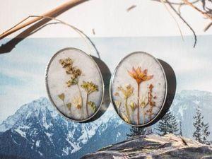 """Новая коллекция """"Туман в горах"""". Ярмарка Мастеров - ручная работа, handmade."""
