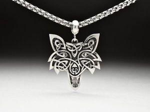 Кельтика- новая серия украшений из серебра   Ярмарка Мастеров - ручная работа, handmade
