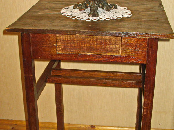Старенький советский столик в реставрацию. | Ярмарка Мастеров - ручная работа, handmade