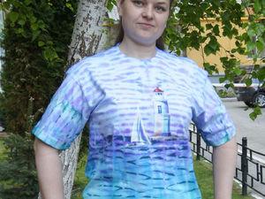 Новая тема в моем магазине и розыгрыш футболки!. Ярмарка Мастеров - ручная работа, handmade.