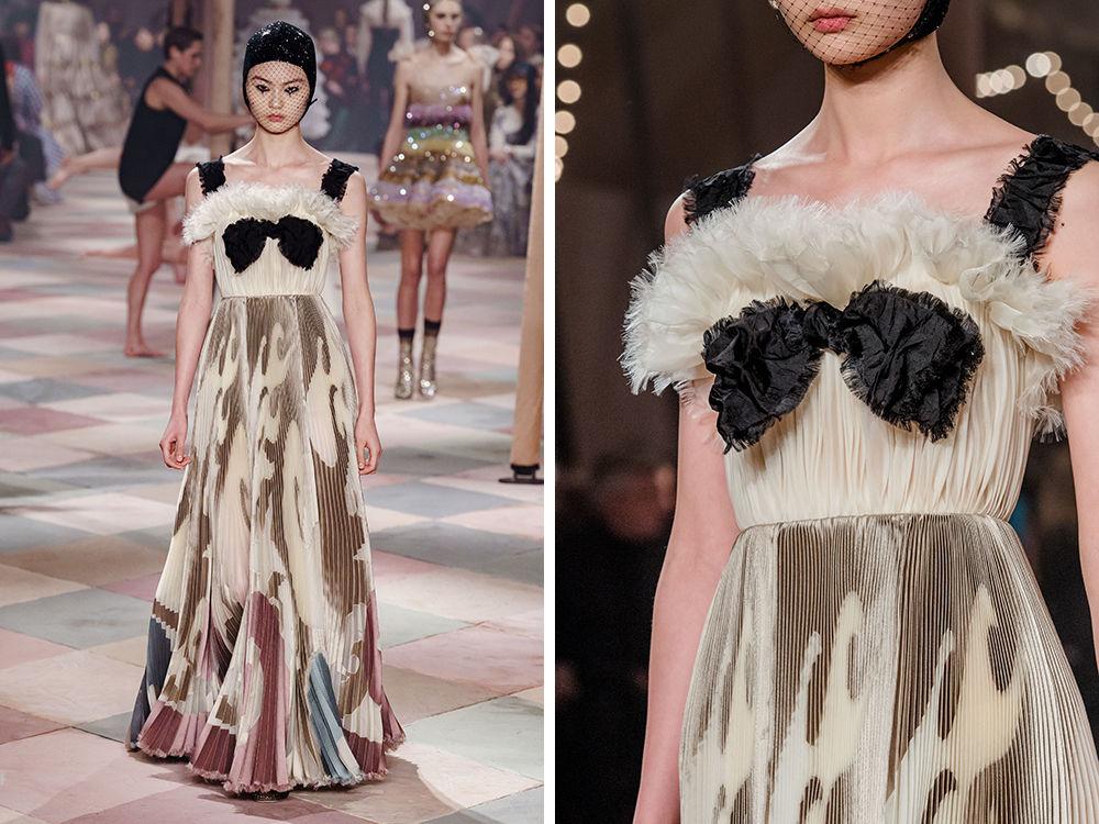 Цирковое шоу от Dior: новая коллекция весна 2019 представлена в Париже