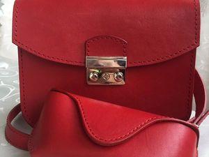 Мини-сумочка на плечо или
