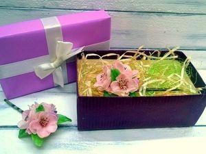 Немного об упаковке моих цветов :) | Ярмарка Мастеров - ручная работа, handmade