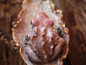 Розыгрыш волшебной броши с лягушкой в стиле арт-нуво. Ярмарка Мастеров - ручная работа, handmade.