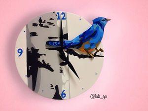 Часы от Labgo!. Ярмарка Мастеров - ручная работа, handmade.