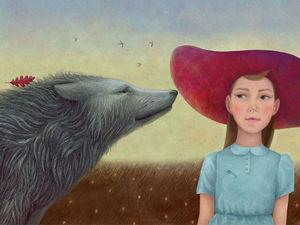 Сказочная меланхолия иллюстраций Гали Зинько. Ярмарка Мастеров - ручная работа, handmade.