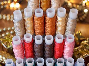 Розыгрыш Новогодней Конфетки! Шелковых ниток и фурнитуры! | Ярмарка Мастеров - ручная работа, handmade