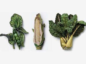 Незаменимые броши: овощи, фрукты и прочие продукты. Ярмарка Мастеров - ручная работа, handmade.