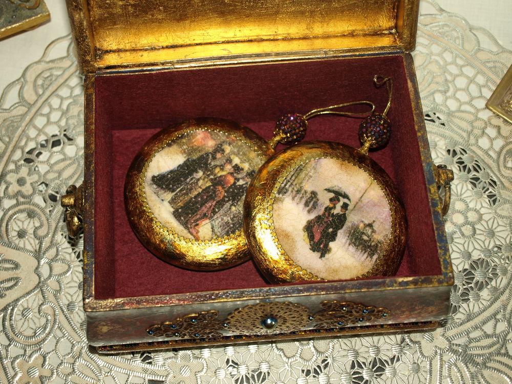 новогодние подарки, антикварные украшения