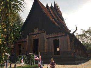 Северный Таиланд. Посещение Черного Дома.   Ярмарка Мастеров - ручная работа, handmade