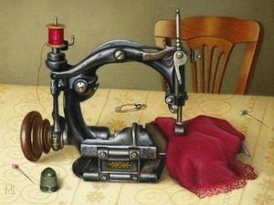 Хочу новую ХОРОШУЮ швейную машинку! Посоветуйте!. Ярмарка Мастеров - ручная работа, handmade.