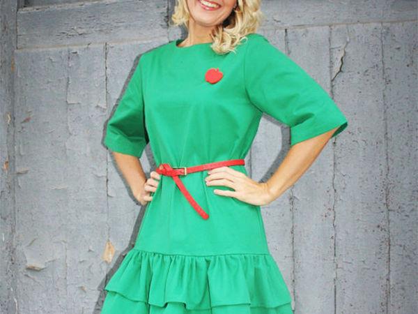 Конкурс коллекций для подписчиков  POKONECHNYKH - подарок яркое стильное платье!!! | Ярмарка Мастеров - ручная работа, handmade
