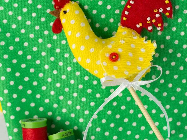 Петя Петушок | Ярмарка Мастеров - ручная работа, handmade