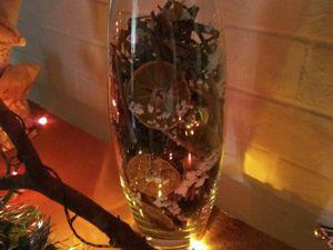 Делаем новогоднюю арома-вазу. Ярмарка Мастеров - ручная работа, handmade.