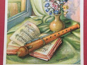 Необычная судьба картин, нарисованных «необычными» художниками. Ярмарка Мастеров - ручная работа, handmade.