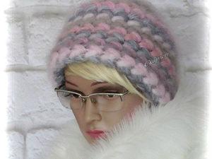 СКИДКИ -10% на зимнюю коллекцию шапок. Ярмарка Мастеров - ручная работа, handmade.