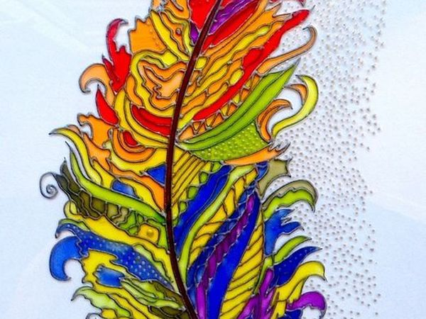 О стекле, мозаике и витражах | Ярмарка Мастеров - ручная работа, handmade