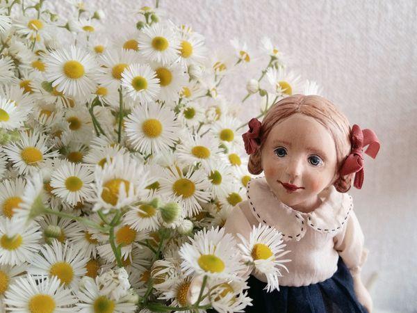 Анонс новой деревянной девочки   Ярмарка Мастеров - ручная работа, handmade