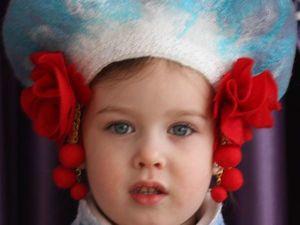 Валяем для детей и с детьми. Ярмарка Мастеров - ручная работа, handmade.