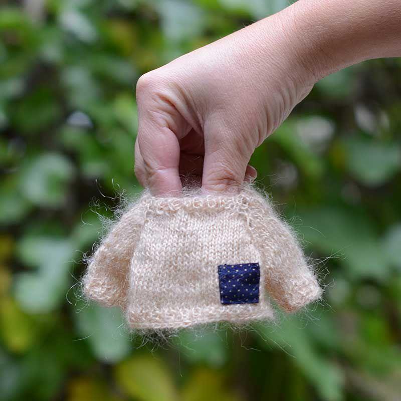 вязание спицами, мишки тедди своими руками