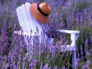 Лето в Провансе. С волшебным запахом лаванды. Ярмарка Мастеров - ручная работа, handmade.