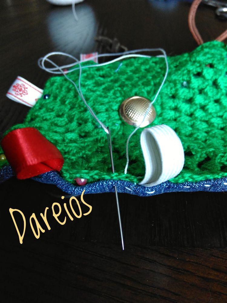 Делаем развивающую игрушку для ребенка из подручных материалов, фото № 22