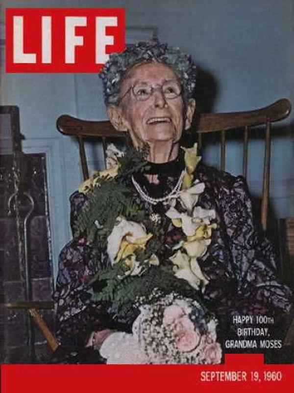 Старость в радость! История успеха американской художницы бабушки Мозес