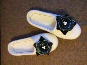 Лечебные свойства валяной обуви. Ярмарка Мастеров - ручная работа, handmade.